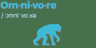 Illustration des Glossarbegriffs Omnivore