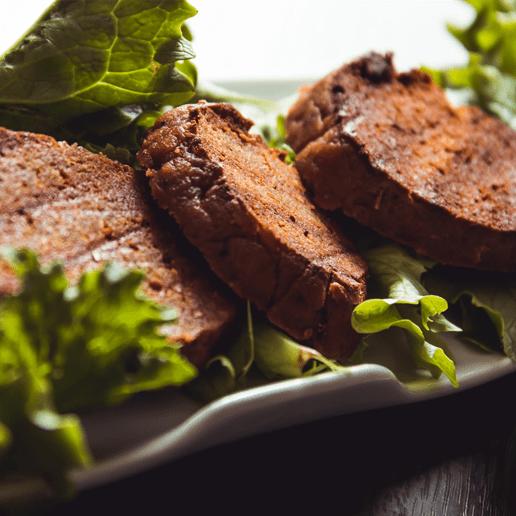 Die Herstellung von Fleischersatzprodukten steigt Anfang 2020 um 37 Prozent
