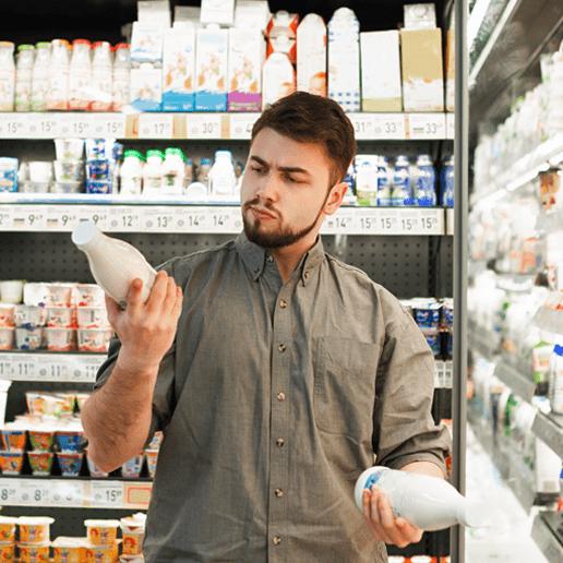 Das EU-Parlament hat einen Antrag zur Verschärfung der Zensur von Milchprodukten zurückgezogen